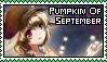 Pumpkin of September by Youkai-Minori