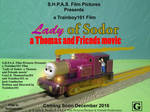 Lady of Sodor: a TF movie Official Poster by TrainboysArtwork