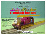 Lady of Sodor: a TF movie Official Poster 2 by TrainboysArtwork