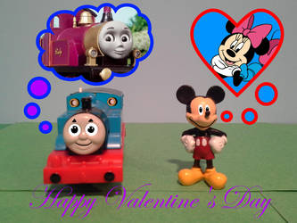 Happy Valentine's Day 2018 by TrainboysArtwork