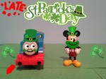 LATE-St.Patrick's Day 2018 by TrainboysArtwork