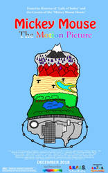 MM TMP  Official Poster 5 (RE-ISSUE) by TrainboysArtwork