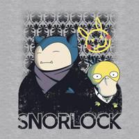 Snorlock by KindaCreative