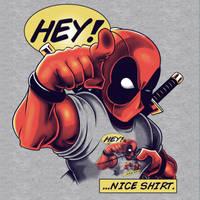 Nice Shirt by KindaCreative