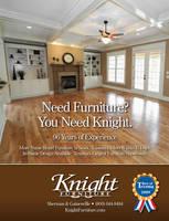 Knight Furniture Ad by tlsivart