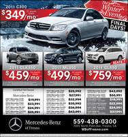 Mercedes-Benz Holiday Ad by tlsivart