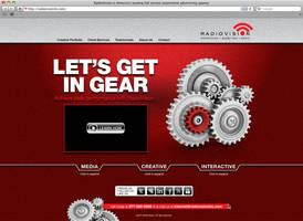 New RadioVision website by tlsivart