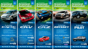Honda Display Banners by tlsivart