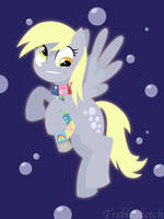 Derpy (Muffins) by TrebleSketchOfficial