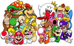Super Mario Climax by doctorWalui