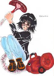 Let's Play - Shizuku by vampiresongka