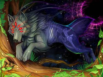 Another world by Aunumwolf42