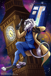 Doctor twelve by Aunumwolf42
