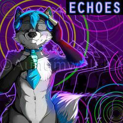 Echoes album art by Aunumwolf42