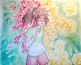 Spirited Away by Snow5610