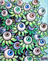 eyebush by skoffler