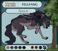 DOTW   Gaius of Fellfang by ipann