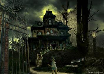 Villa of Lunacy vol.2 by Sebasket