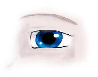 Azure Eye by DarylKT