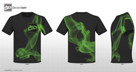 deviantART Code: Smoke by DarylKT