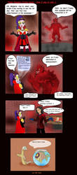 Truth about Lava Monster by TiElGar