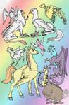 BeastBirds by TiElGar
