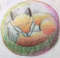 Slivia Sleeping by Chiktori