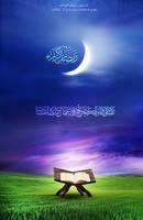 ramadan kareem by jaffar-style