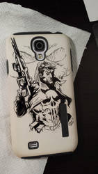 Punisher Phone by luthorhuss13