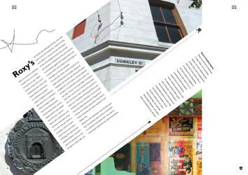 Magazine Layout Design 3 by xantisant