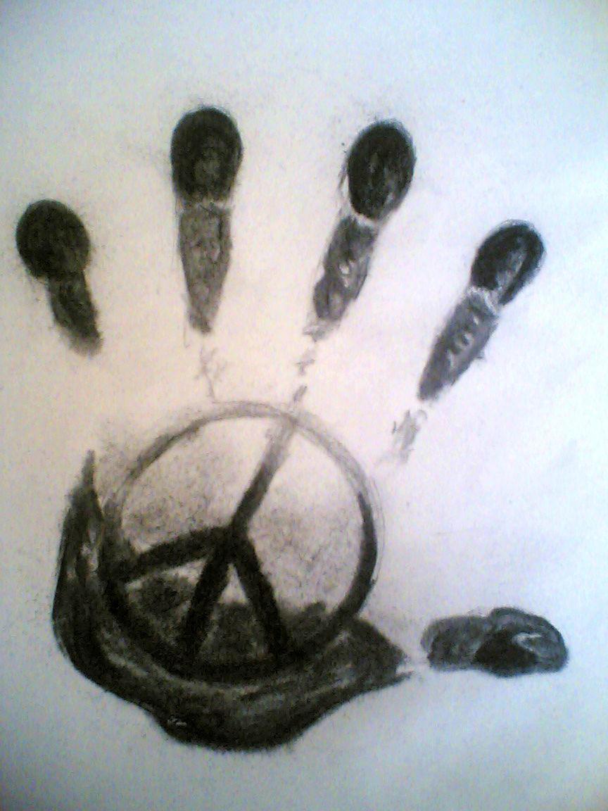 peace by marlajeje