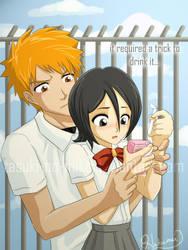 Bleach- It required a trick... by Tasuki-no-Miko