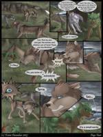 Knife's Edge - Page Four by Kiarei-star