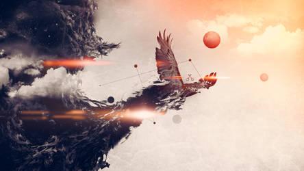Eagle 2 by ValaVala