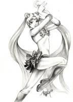 Sailor Moon by DunpealChild
