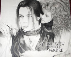Interview with the Vampire by DunpealChild