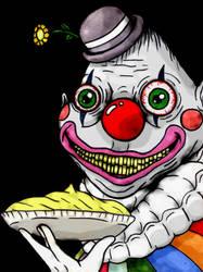 SCP-2912 - Clowny Clown Clown by charcoalman