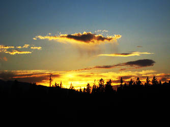 lighting the sky on fire by Break-the-Sky
