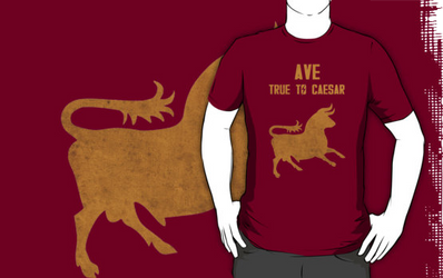 AVE. True to Caesar - T-shirt by Its--Beth