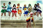 Eternal Sailor Moon by Emzone