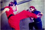 Street Fighter : Versus by Emzone