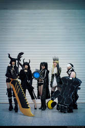 Black Rock Shooter by Emzone