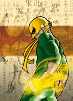 Legend of Iron Fist by SkuLL-Inc
