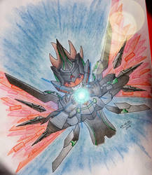 Meteor Light! by Siavaa
