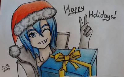 Happy Holidays by Siavaa