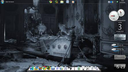My desktop 10-10 by Nait0