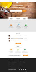TreadEzi website by igrenic