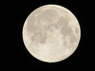 Moon by TinaLouiseUk