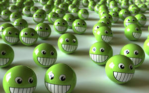 Smilie Army by THEprophetMOSES