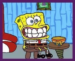 Spongebob by GreySunburst